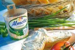 Как приготовить сыр Альметте в домашних условиях