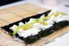 Какой сыр используют для роллов и суши