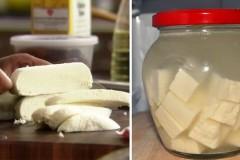 Тонкости приготовления рассола для сыра в домашних условиях