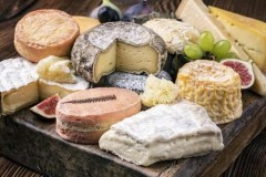 Способы изготовления сыра с плесенью