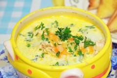 Топ-5 рецептов супов с расплавленными сырами