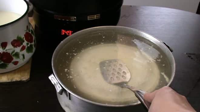 рассол для сыра в домашних условиях