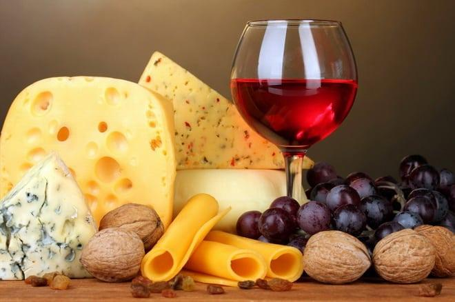 Как красиво оформить сырную нарезку в домашних условиях