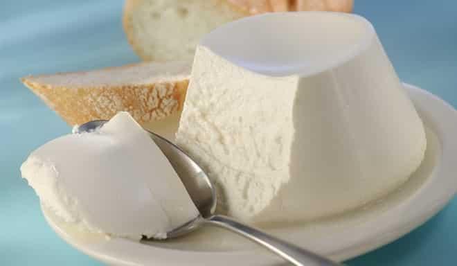 Домашний сыр на кефире - рецепт пошаговый с фото