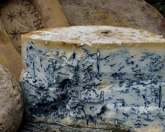 Рокфор с голубой плесенью