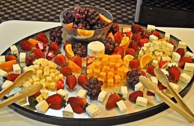 Состав сырной тарелки