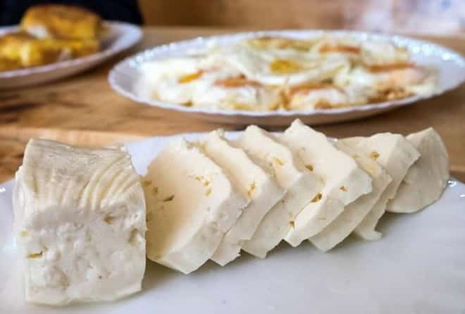 сыр каймак