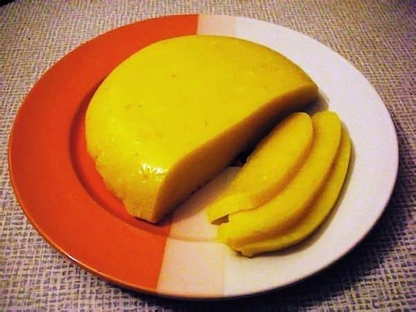 голландский сыр в домашних условиях