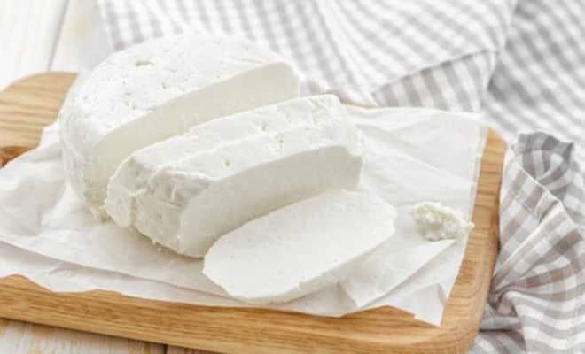 домашний сыр из кислого молока
