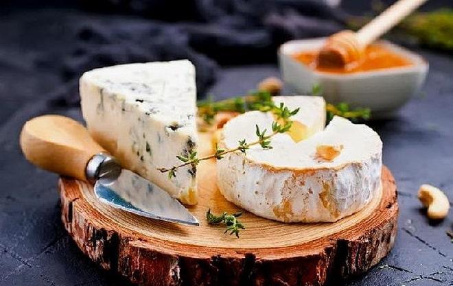 как делают сыр с плесенью