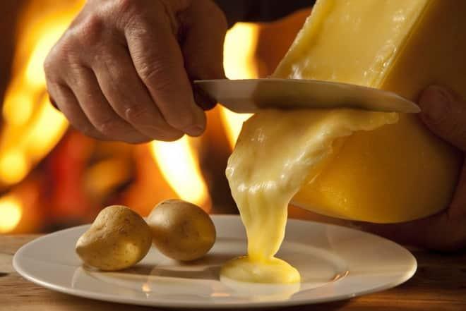 расплавить сыр