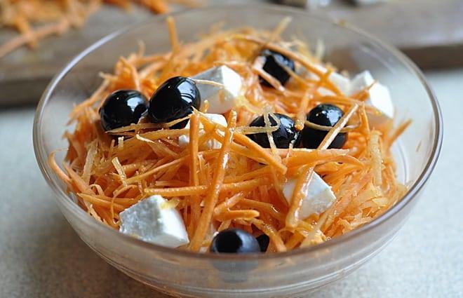 рецепты с сыром фета