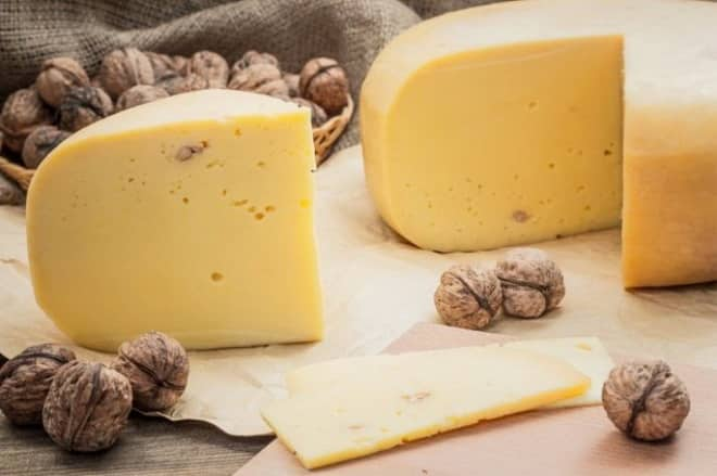 сыр гауда в домашних условиях