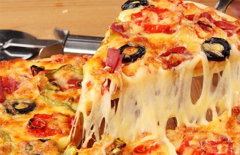 Выбор сыра для пиццы