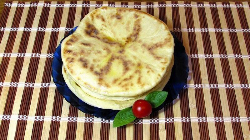 грузинские лепешки с сыром