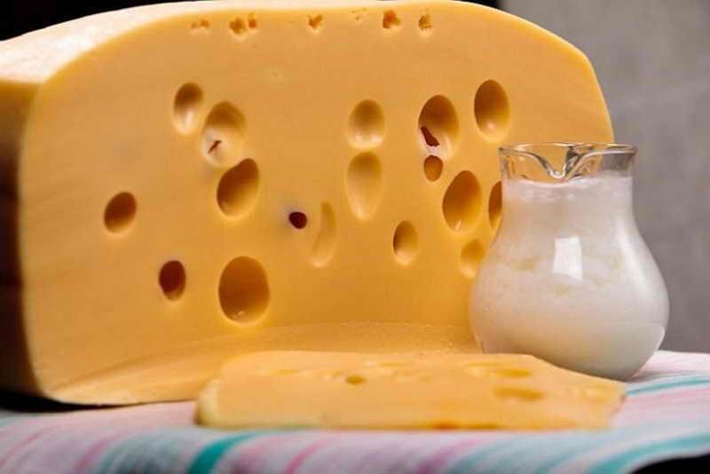 Дырки в сыре