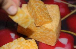 домашний мраморный сыр